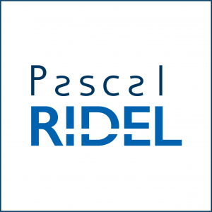 Logo Pascal Ridel Infographiste Rouen