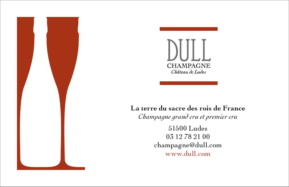 Infographiste Rouen Pascal Ridel Logo Carte De Visite Professionnelle Identit Visuelle Charte Graphique Champagne Dull